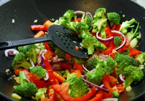 stek grøn